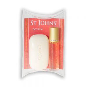 St John Bay Rum Pillow Pack
