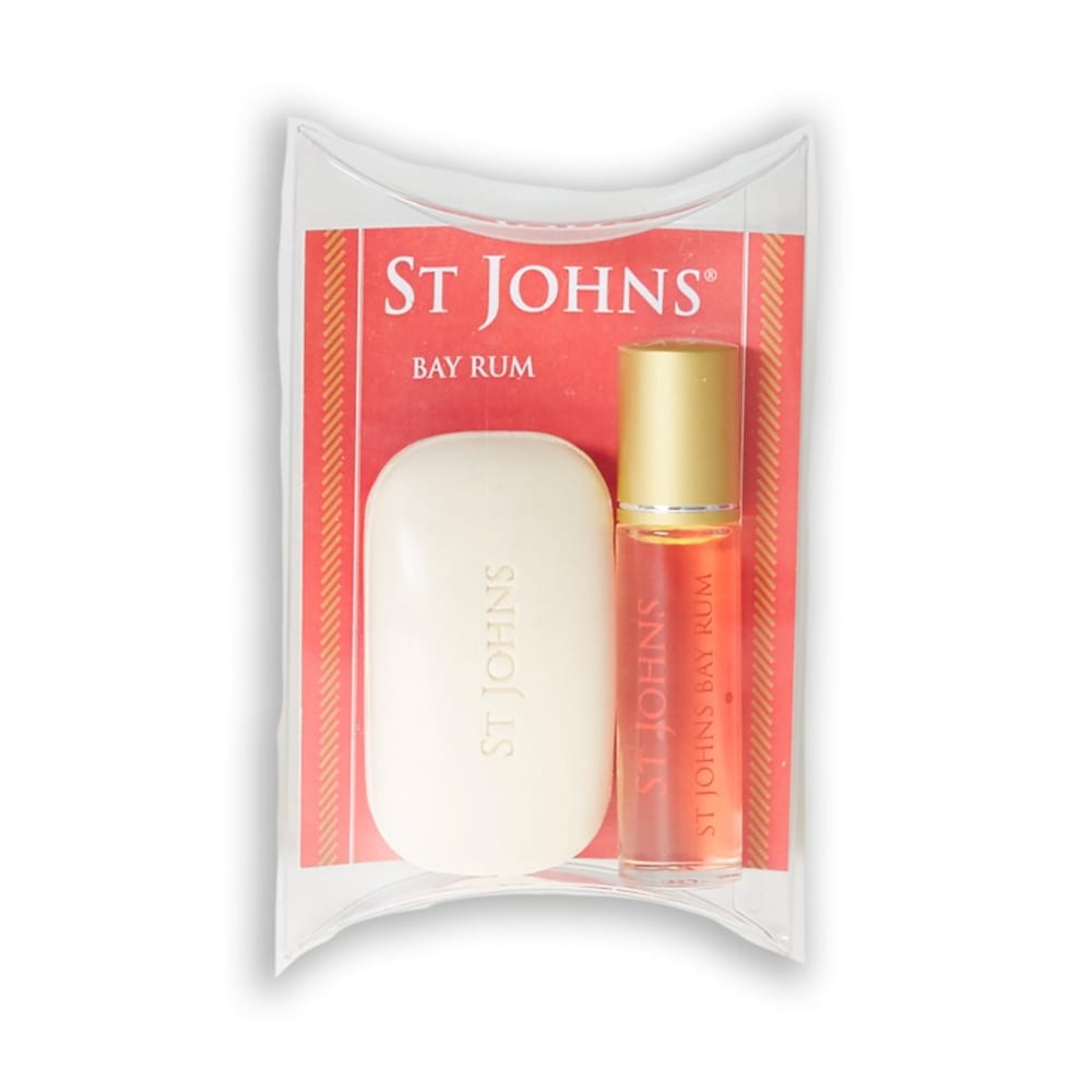 St John Bay Rum Pillow Pack