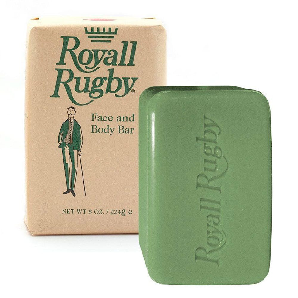 royall soap rugby