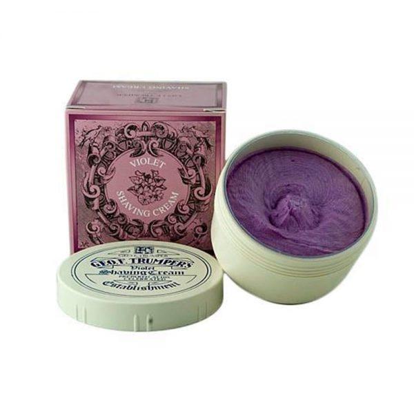 Geo Trumper Soft Shaving Cream_0001_violet