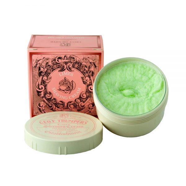 Geo Trumper Soft Shaving Cream_0005_Limes