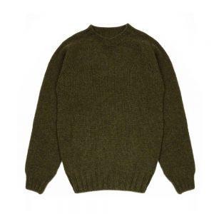 Harley Shetland Sweater Pine Shadow