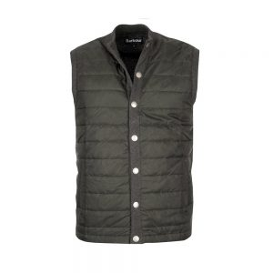 Barbour Essential Gillet - Charcoal