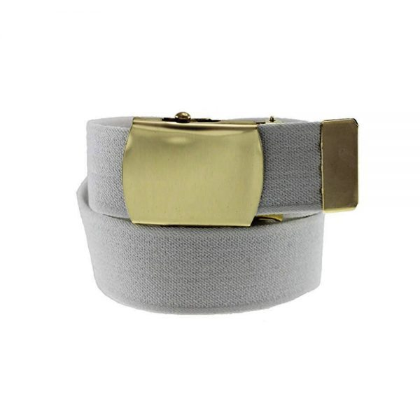 belts Military Buckle Grey