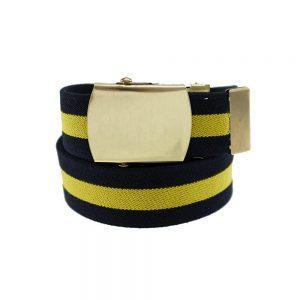 belts Military Buckle yellowNavy