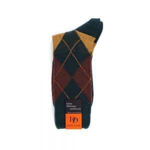 Dore Dore Socks - Evergreen