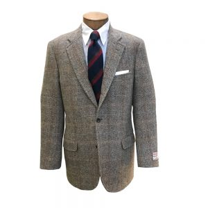 Harris Tweed Wheat Sport Coat
