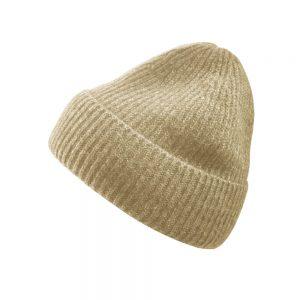 Italian Cashmere Cap- natural