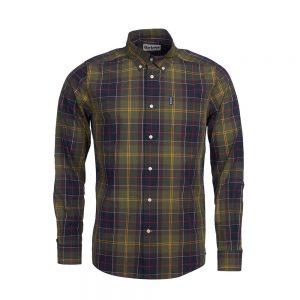 Barbour Tartan 7 Tailored Shirt Classic