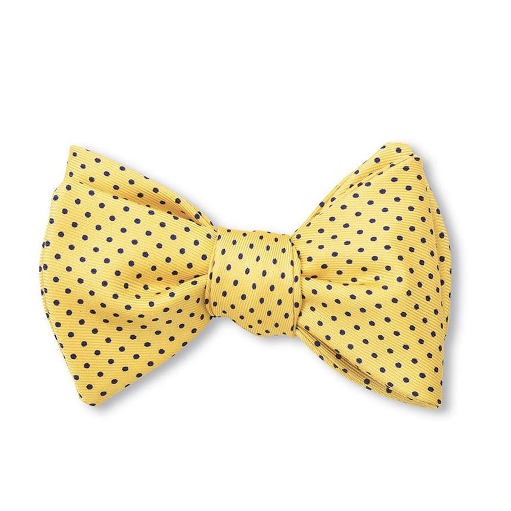 Halstead Bow Tie Yellow
