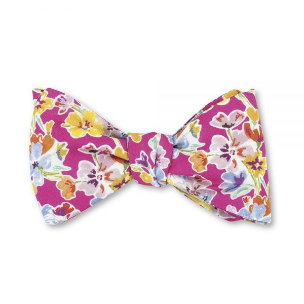 Lauder Liberty Bow Tie Pink