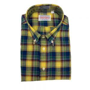 Gitman Madras Shirt