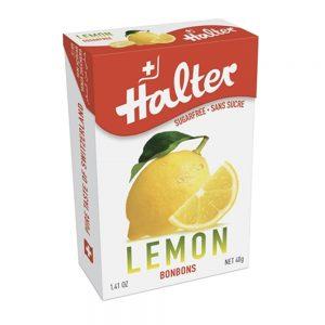 Halter BonBons Lemon