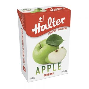 Halter BonBons Apple