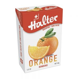 Halter BonBons Orange