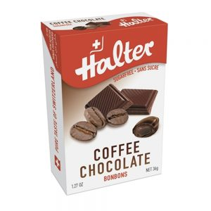 Halter BonBons Coffee Chocolate
