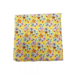 Liberty of London Pocket Squares Lauder Yellow