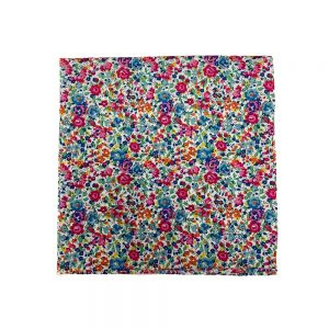 Liberty of London Pocket Squares Emma George Pink