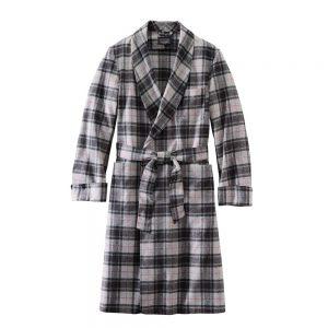Pendleton Lounge Robe Moffat Tartan