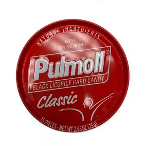 Pulmoll Candy - Licorice