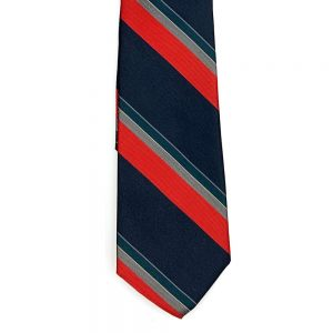 neck tie CCC Stripe #2 Navy