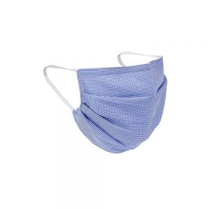 Safety Masks Bow Tie ShapesEmail us about this productShare thisBlue Gingham