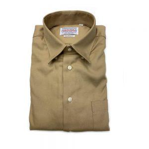 Button Under Shirt Tan