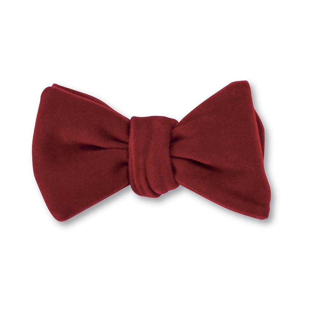 Bow Tie Red Velvet