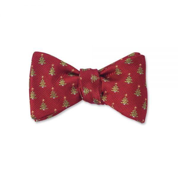 Bow Tie Christmas Trees