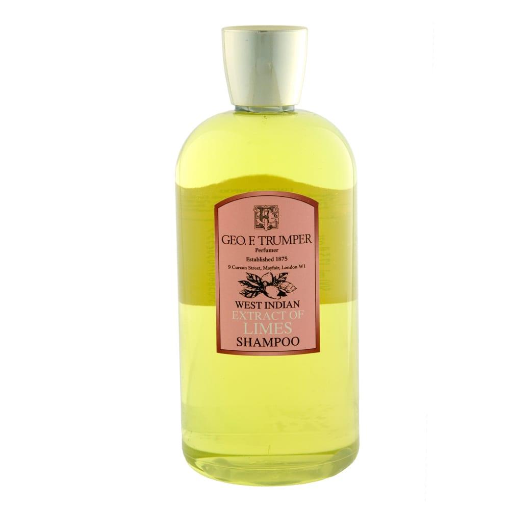 Geo F Trumper limes shampoo