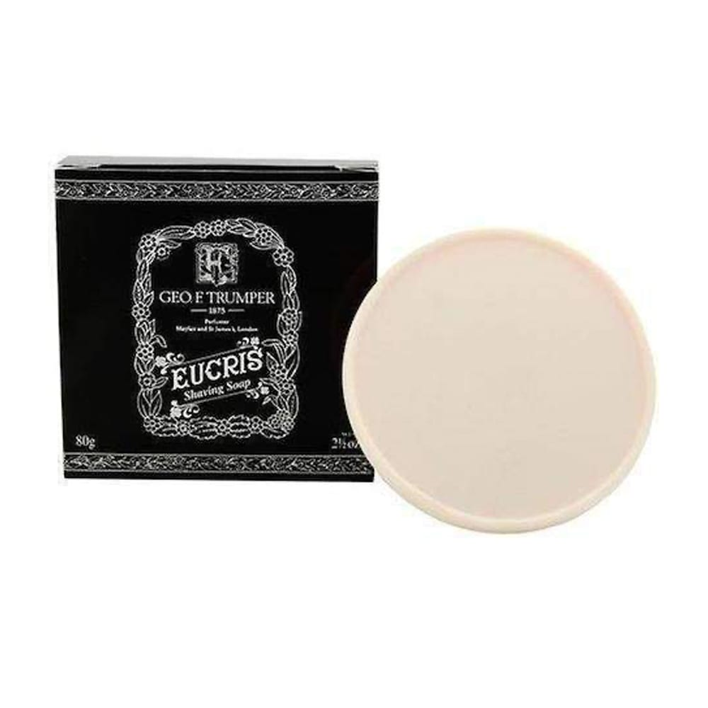 Geo Trumper eucris shaving soap refill