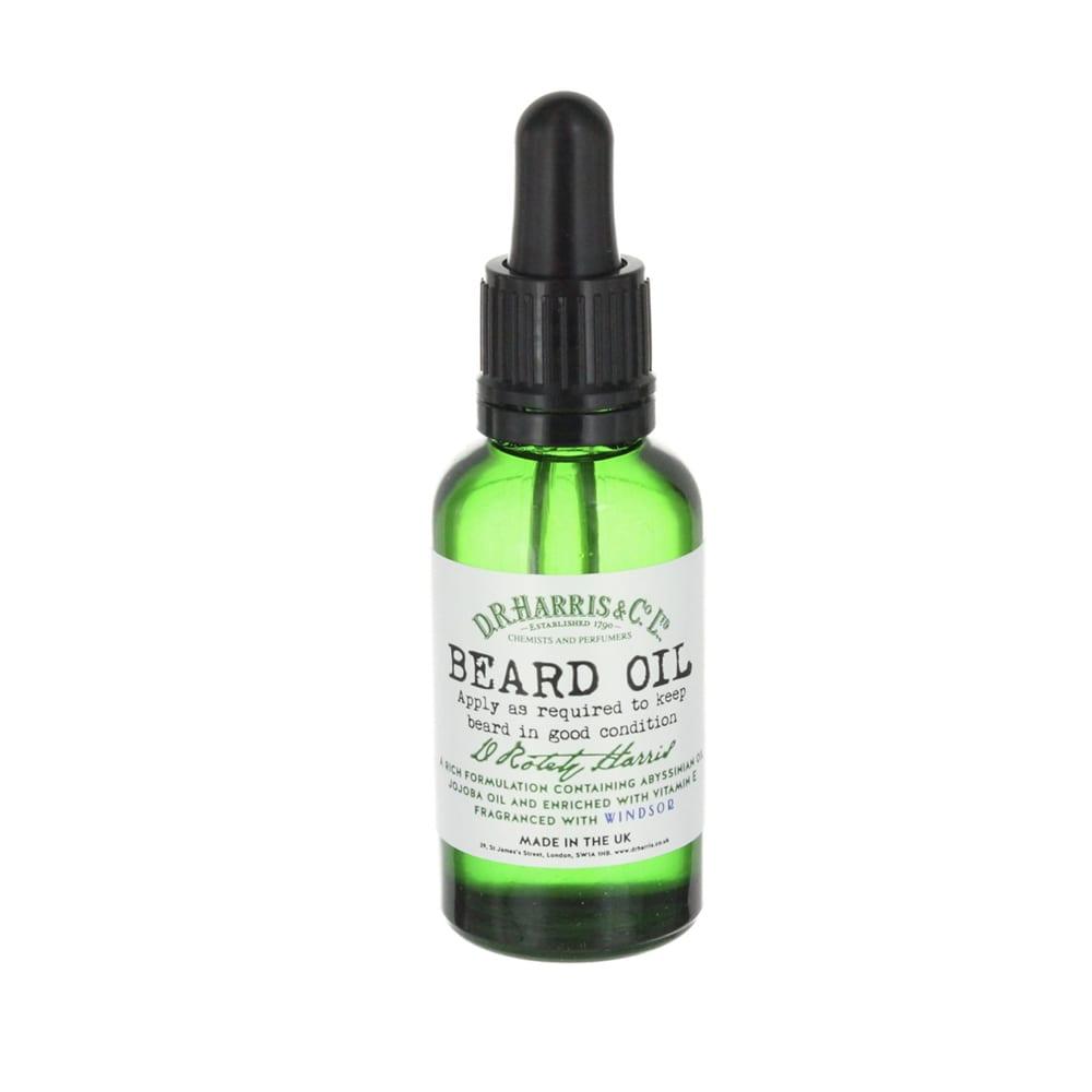 DR Harris Beard Oil