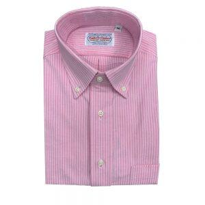 Shirts Seersucker - Pink