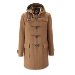 Gloverall Morris Duffle Coat Camel